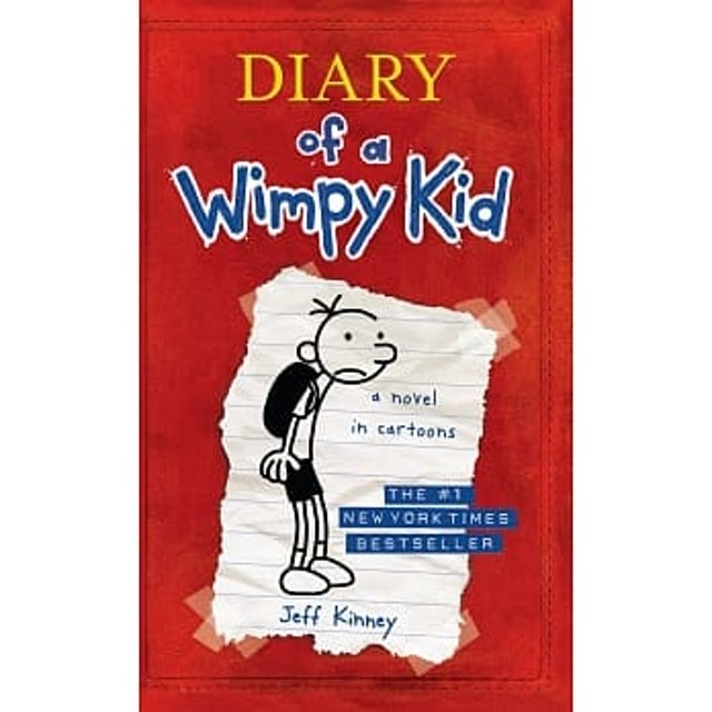 《Diary of a Wimpy Kid》 1