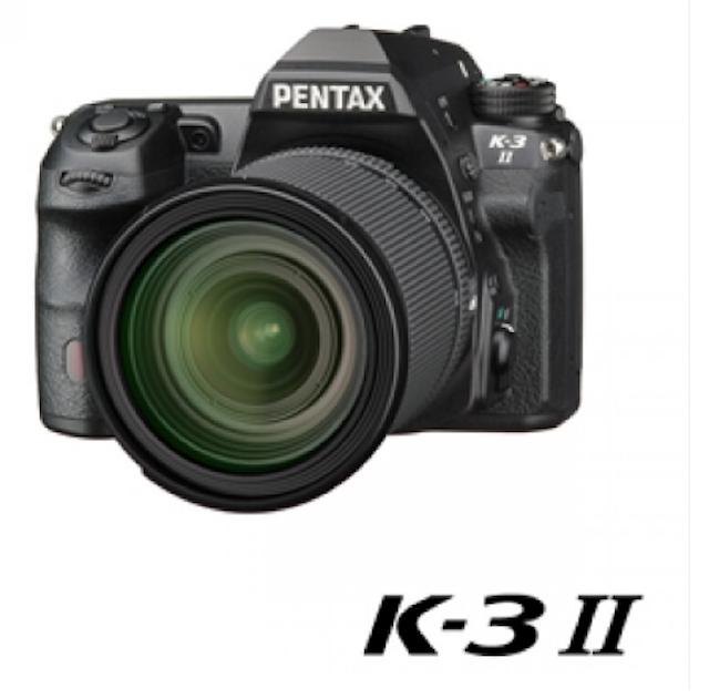 PENTAX K-3 II 16-85mm 1