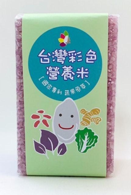 台灣彩色營養米業股份有限公司 台灣彩色營養米 1