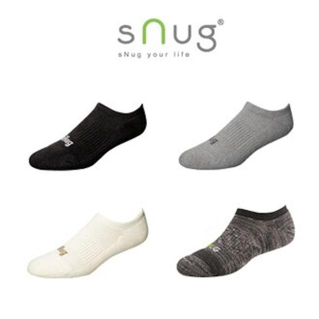 sNug  止滑運動船襪 1