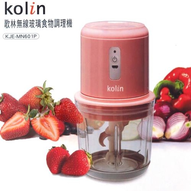 Kolin歌林 無線玻璃食物調理機  1