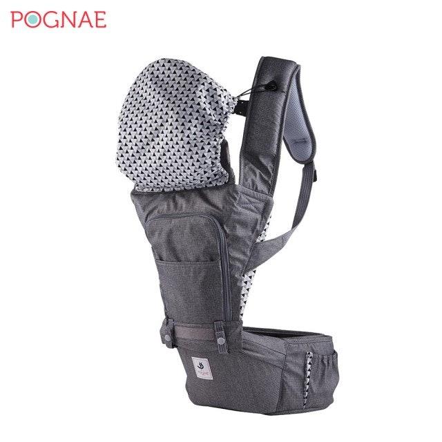 POGNAE NO.5 機能坐墊型背巾 1