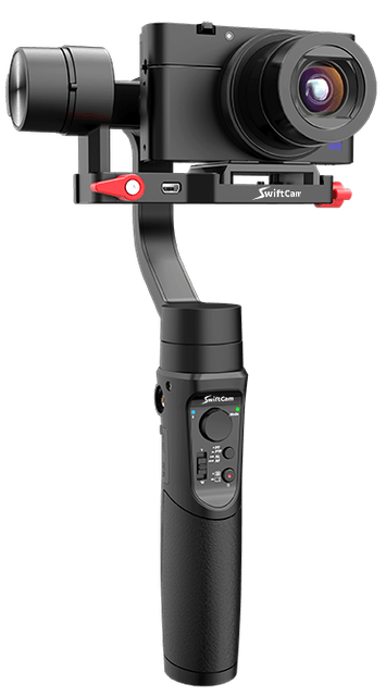 SwiftCam  M4s DC 三軸穩定器 1