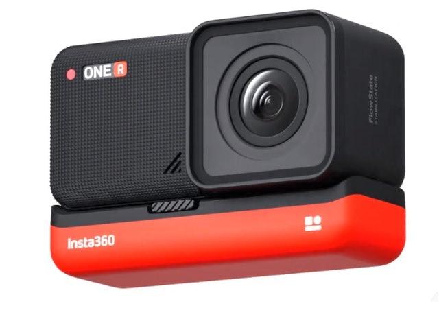 Insta 360  one R 雙鏡頭套裝 1