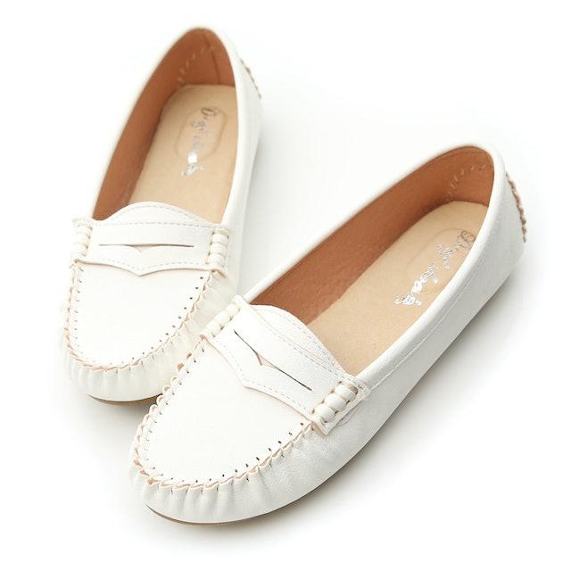 D+AF  莫卡辛豆豆鞋 1