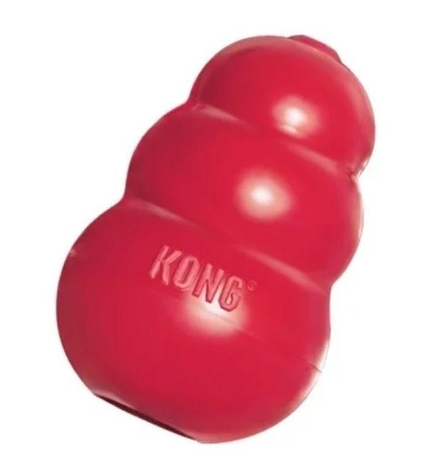 KONG  紅色經典抗憂鬱玩具 1