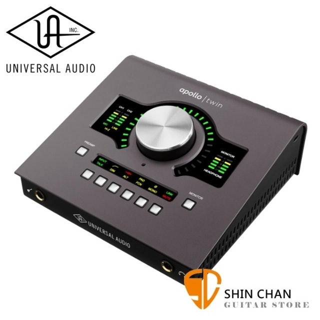 Apollo Twin MKII Audio Interface 錄音介面 1