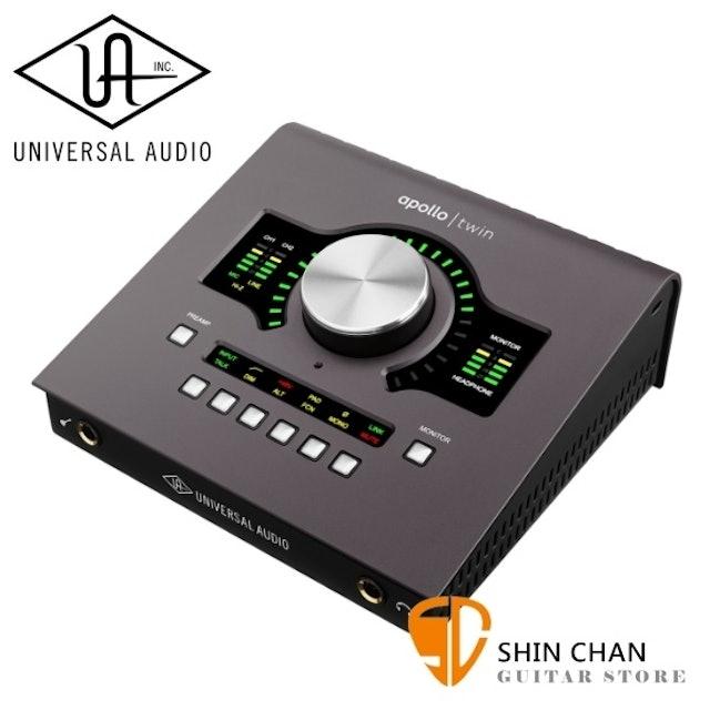 Apollo Twin MKII Audio Interface 錄音介面 1