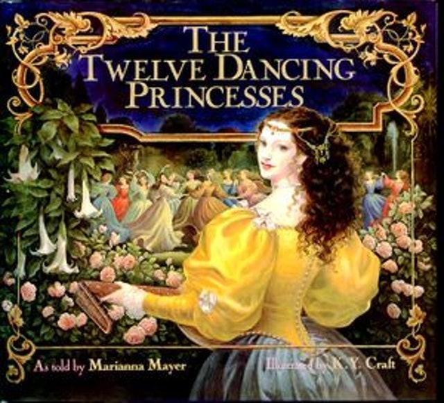 《The Twelve Dancing Princesses》 1
