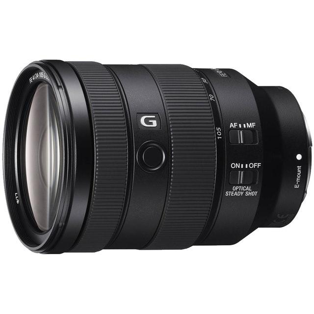 SONY FE 24-105mm F4 G OSS 變焦鏡頭 1