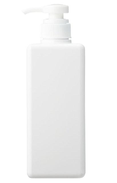 MUJI無印良品 PET補充瓶 600mL 1