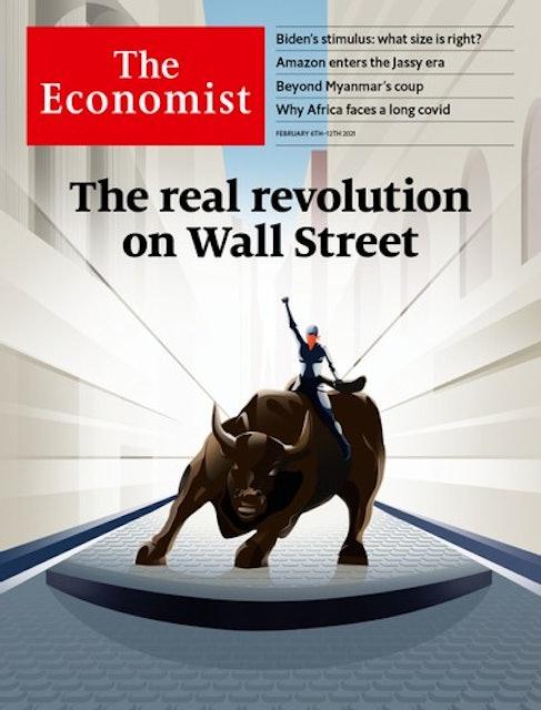 《The Economist 經濟學人 》 1