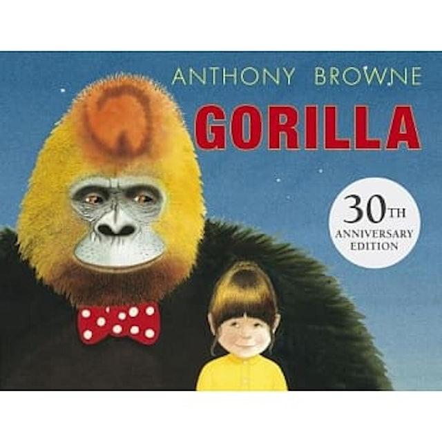 Anthony Browne Gorilla 1