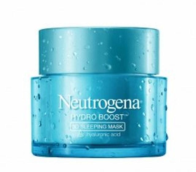 Neutrogena露得清 水活保濕無香特潤凝霜 1