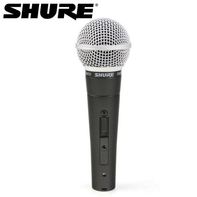 SHURE  SM58 動圈式麥克風 1
