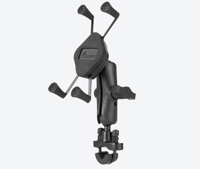 MWUPP五匹 超合金不鏽鋼金屬大XU扣專業摩托車架/短版 1