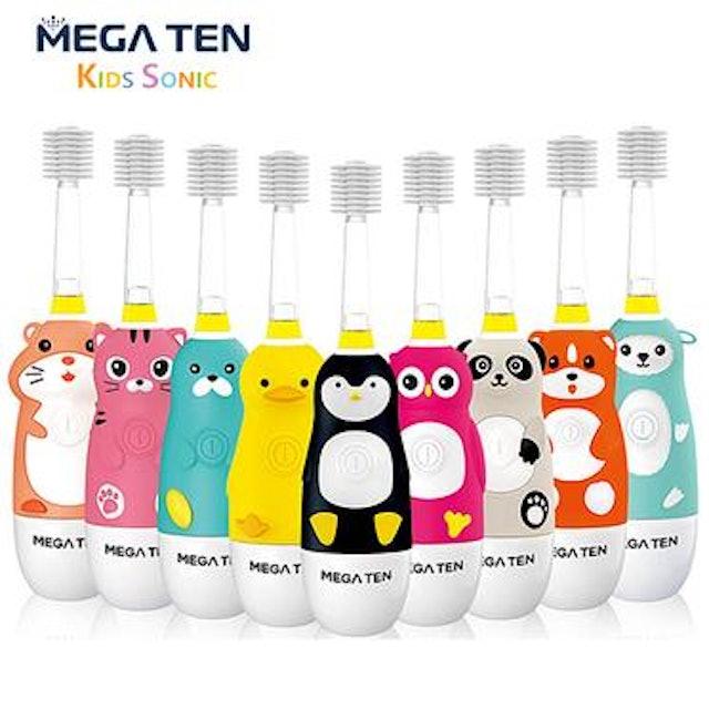 MEGA TEN 幼童電動牙刷 1