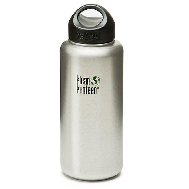 Klean Kanteen  寬口不鏽鋼冷水瓶1182mL 1