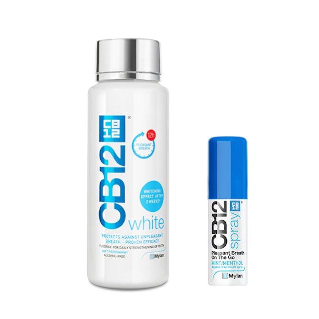 CB12  淨味美白漱口水、淨味噴霧 1