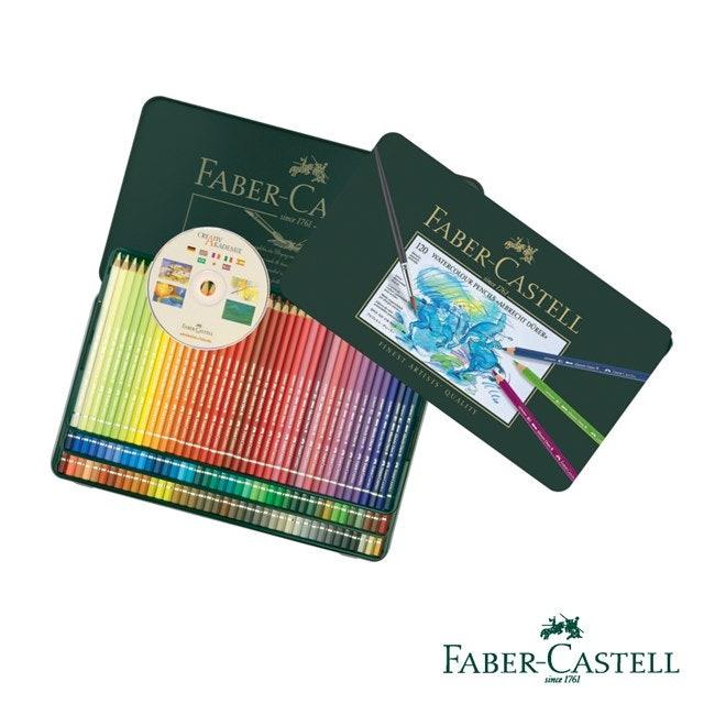 FABER-CASTELL輝柏 藝術家級 水性色鉛筆120色 1