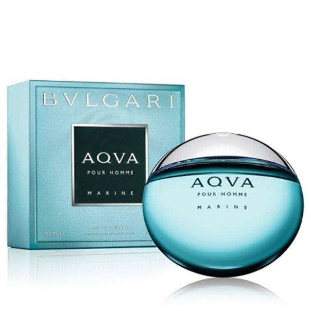 BVLGARI寶格麗 AQVA POUR HOMME MARINE 活力海洋能量男性淡香水 1