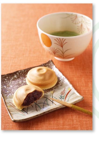 京菓子司満月 阿閣梨餅 1