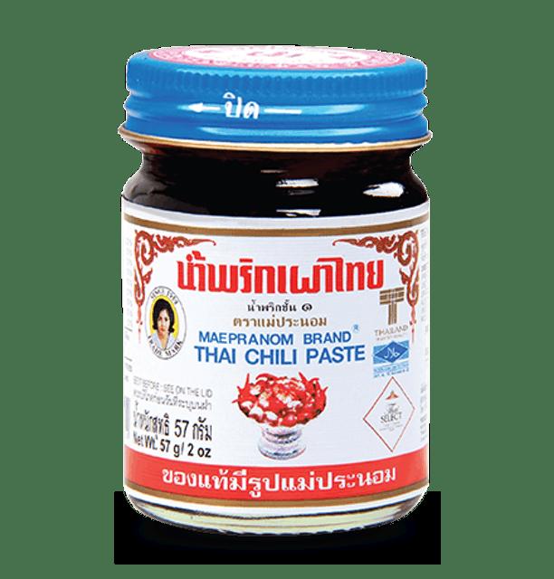MAEPRANOM BRAND 辣椒醬 1