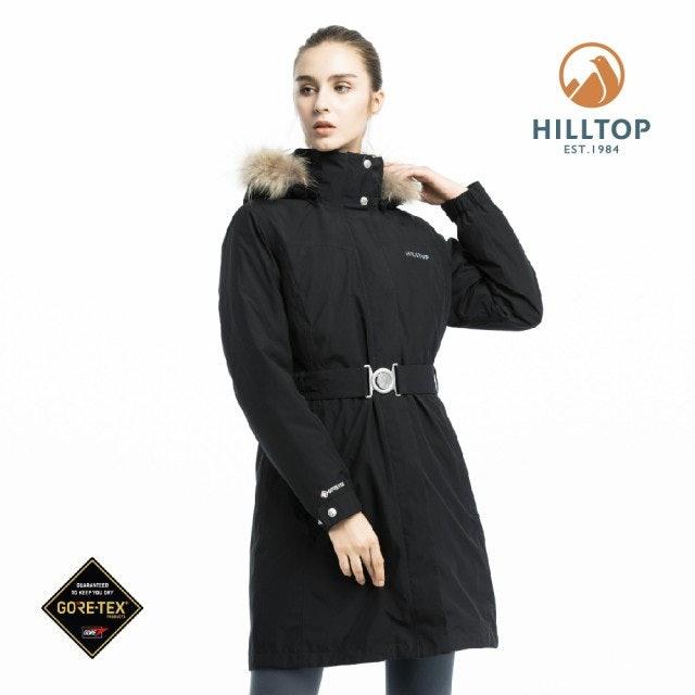 HILLTOP山頂鳥 GORE-TEX羽絨長大衣 1