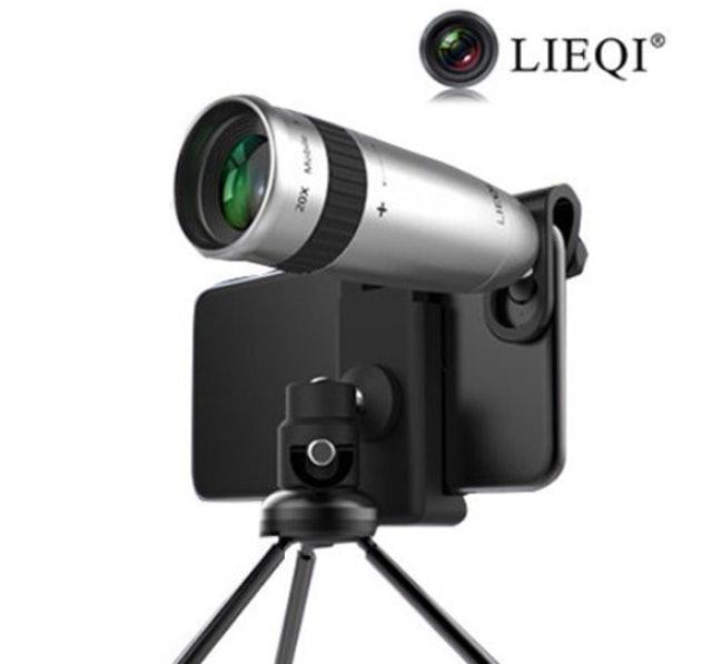 LIEQI 高清望遠鏡頭 1