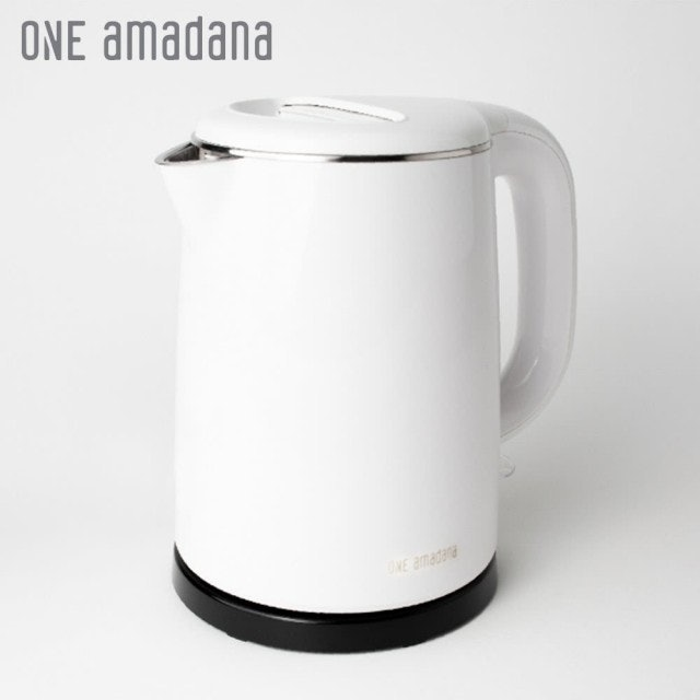 ONE amadana 雙層隔熱快煮壺 1