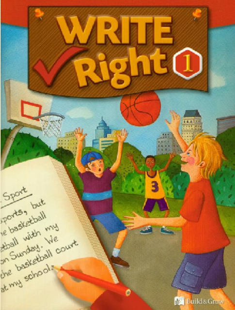 《Write Right》系列 1