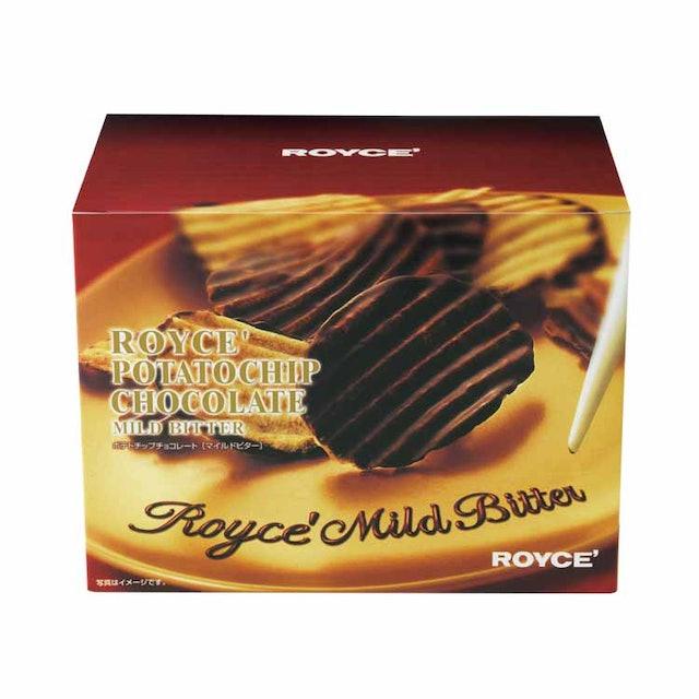 ROYCE 微苦巧克力洋芋片 1