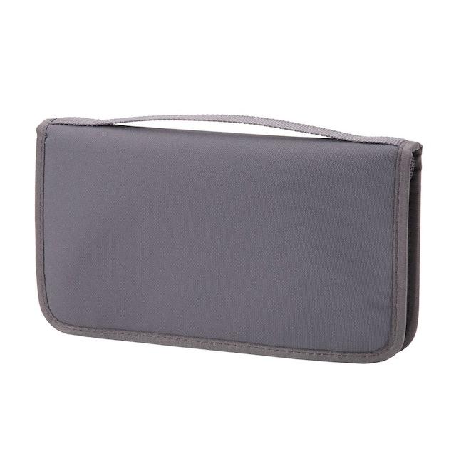 MUJI無印良品 23.5x13 聚酯纖維護照夾 1