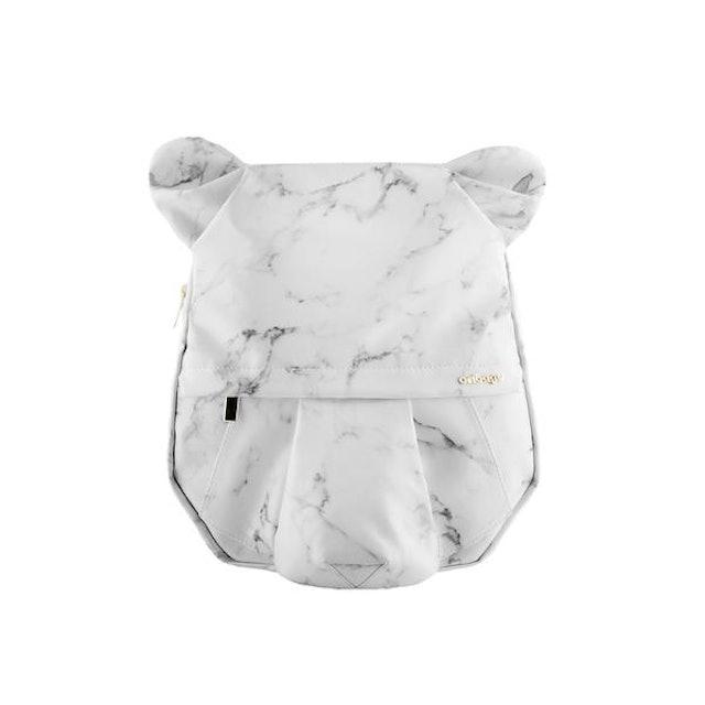 oribagu 摺紙包 大理石熊 1