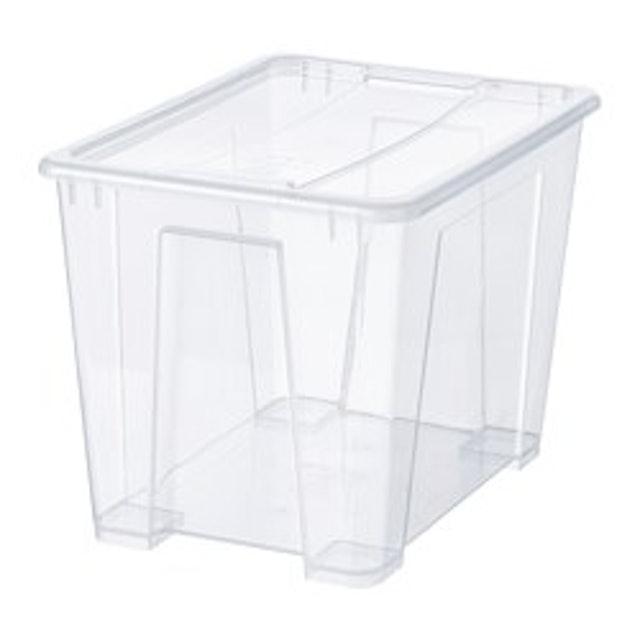 IKEA SAMLA 收納盒 1