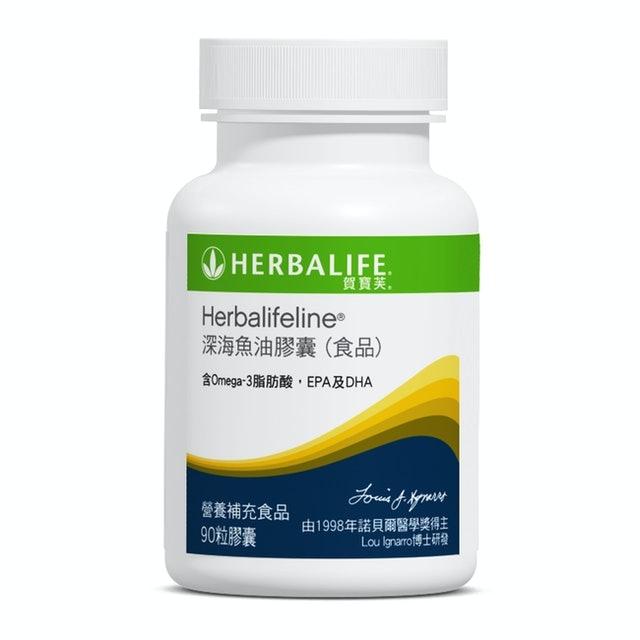 HERBALIFE 深海魚油膠囊 1