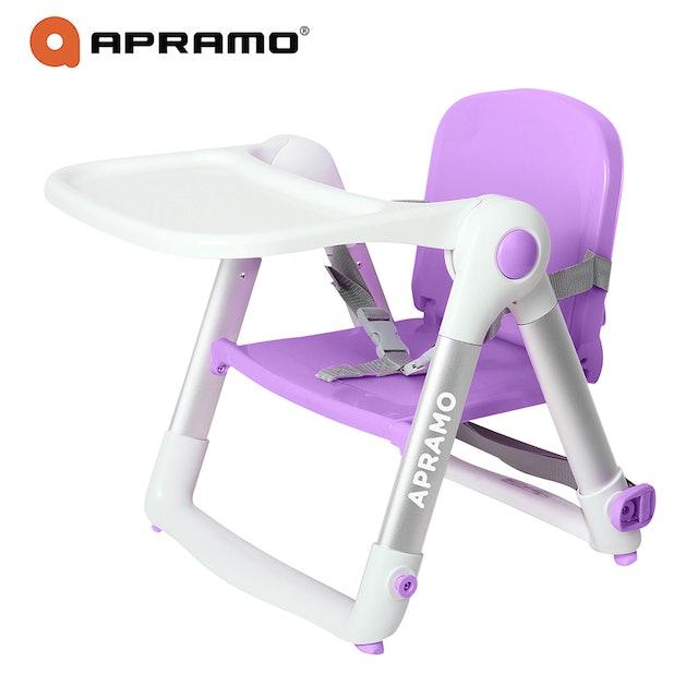 APRAMO 可攜式兩用兒童餐椅 1