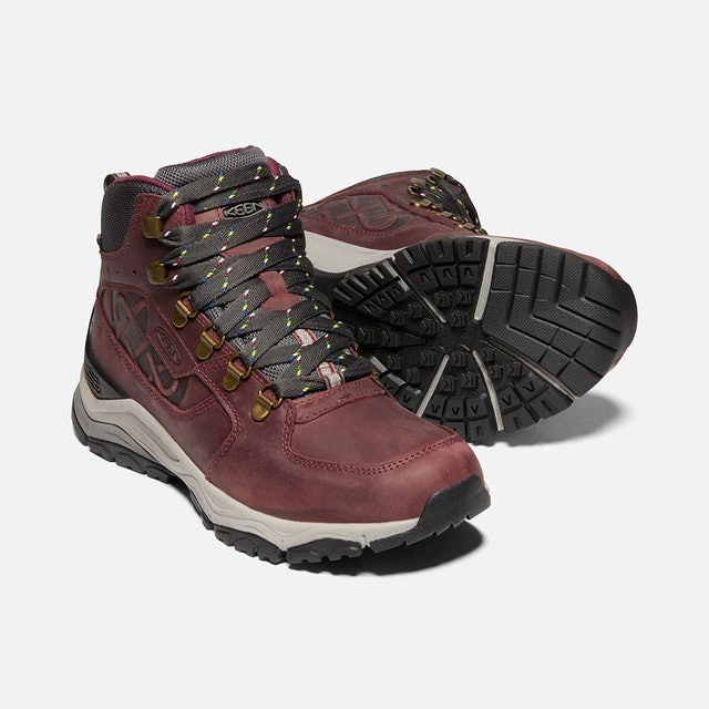 KEEN  Innate Leather Mid LTD WP 多功能健行鞋  1