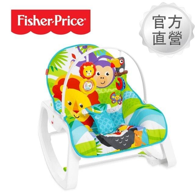 Fisher-Price 費雪 動物安撫躺椅 1