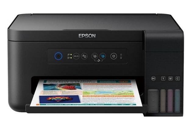 EPSON Wi-Fi三合一連續供墨複合機 1