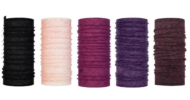 BUFF 羊毛頭巾 1