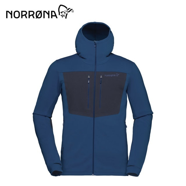 Norrøna Powerstretch Pro 連帽保暖外套 1