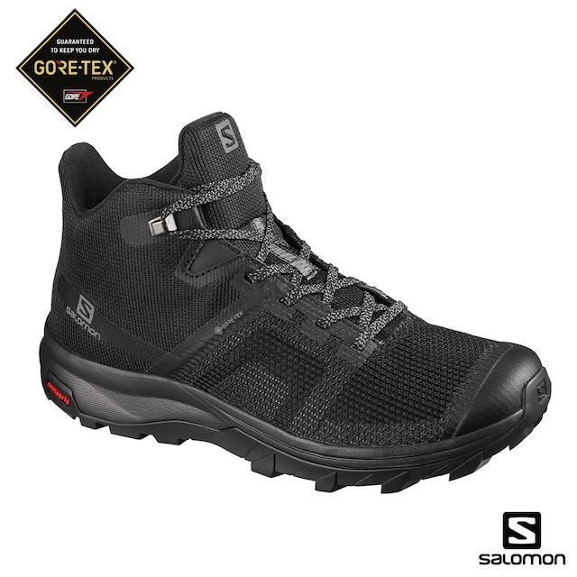 Salomon  OUTline Prism 中筒登山鞋 1