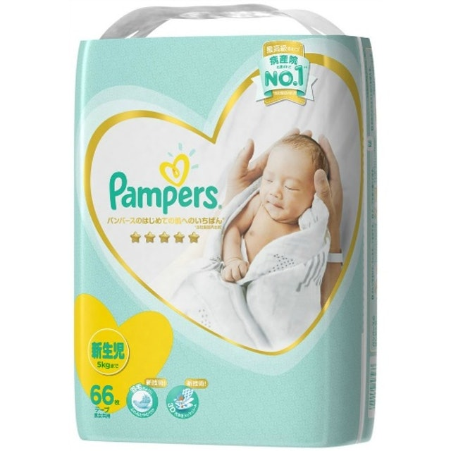 Pampers幫寶適 一級幫 褲型尿布 1