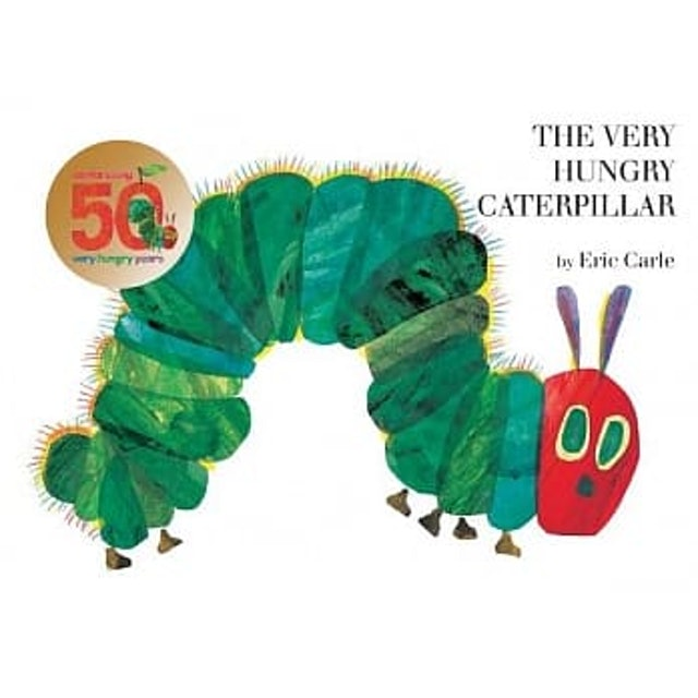 《The Very Hungry Caterpillar》 1
