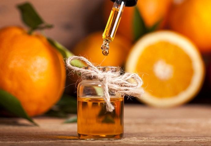 柑橘、香草:男女都適用