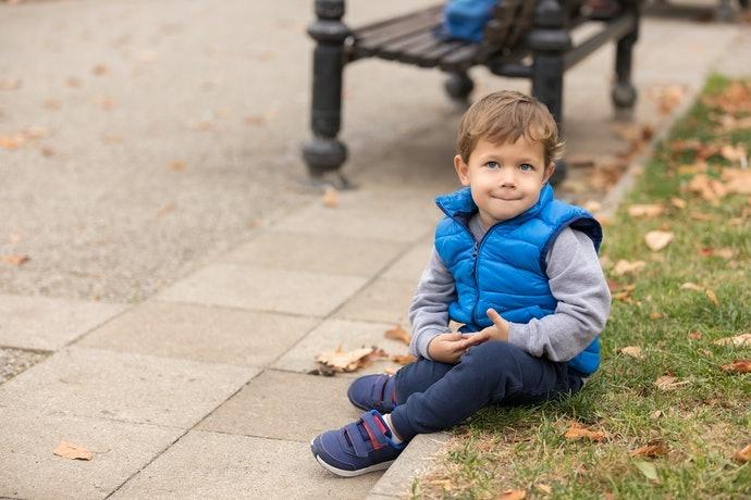 活潑好動的幼兒期推薦背心式產品