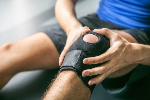 慣性膝關節疼痛患者,推薦使用「機能型」
