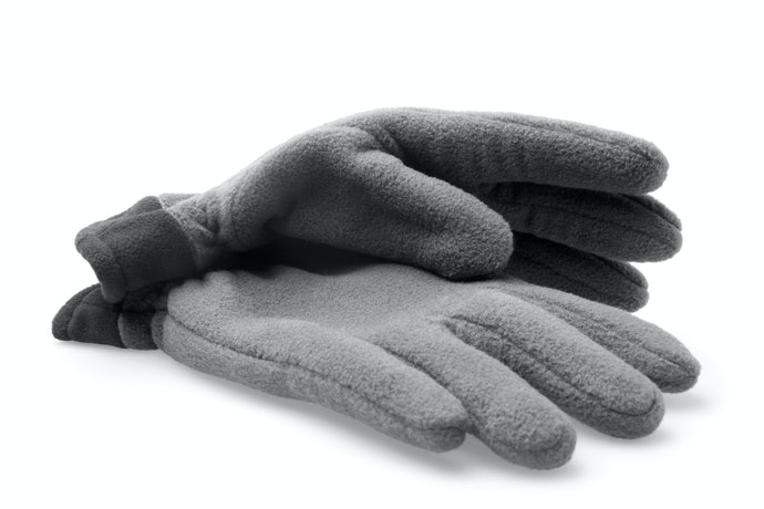 注意手腕和內襯的防寒度