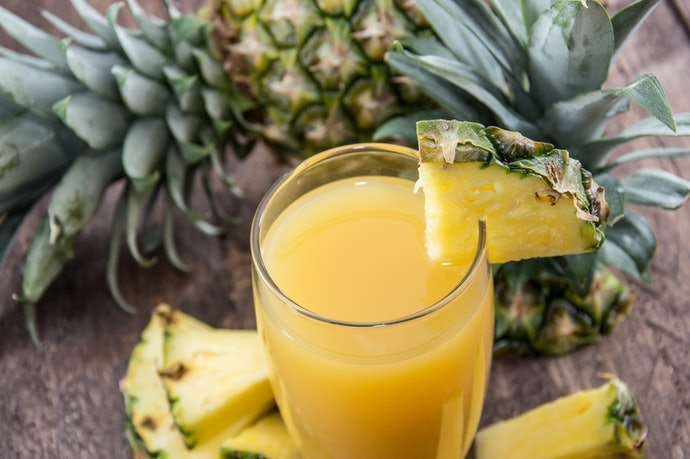 鳳梨汁的保健效果